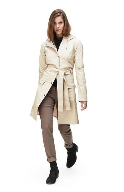 Curve Jacket Beige