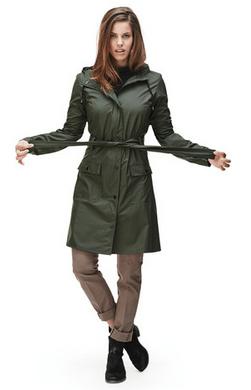 Curve Jacket Groen