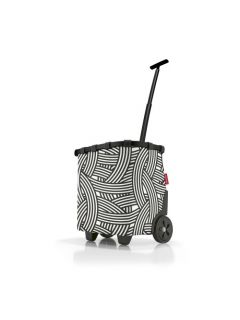 carrycruiser-boodschappentrolley-zwartwit-zebra