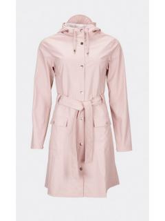 Dames-Regenjas-RAINS-Curve-roze-voorkant
