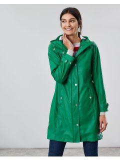 dames-regenjas-groen-joules-quayside-voorkant-jas