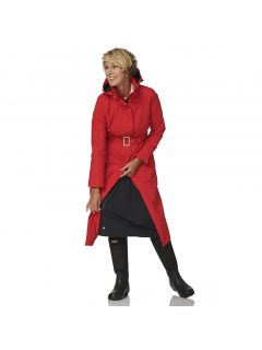 HappyRainyDays-Extra-Lange-Regenjas-Montreal-rood-flap