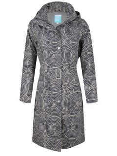 HappyRainyDays-Trenchcoat-Lang-Dames-Print-Mable