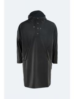 rains-poncho-zwart-voor
