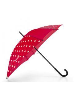 Reisenthel Paraplu Ruby Rood Dots