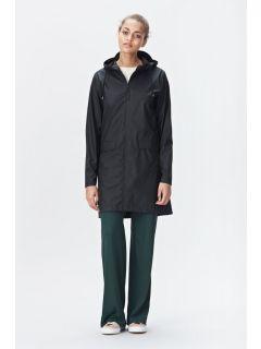 Rains Dames Regenjas W Coat Black