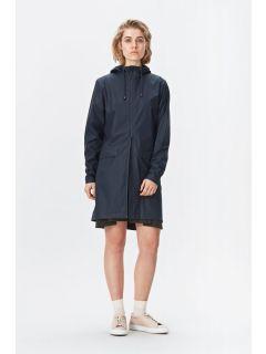 Rains Dames Regenjas W Coat Blue