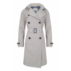 Dames-regentrenchcoat-Happy-Rainy-Days-Cleveland-Clay-voorkant