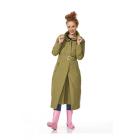 Dames-regenjas-Happy-Rainy-Days-extra-lang-Sally-voorkant-model