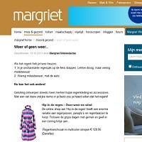 Margriet.nl Hpinderegen