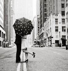 lange paraplu